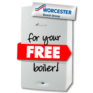 Free Boiler from Cheshire Boiler Care
